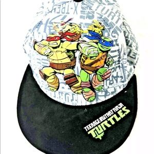 Teenage Mutant Ninja Turtles Snapback Hat Cap
